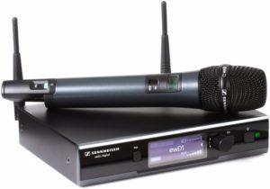 microfono de mano
