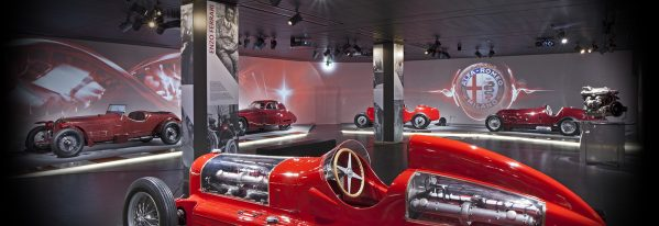 Exposición Alfa Romeo