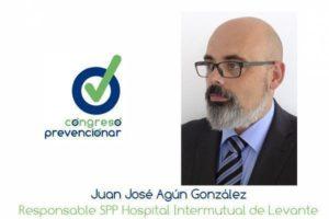 """Juan José Agún """"La prevención es una cuestión de voluntad"""""""