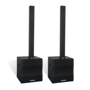 0a8b45d93f9 EVENTUR es un moderno sistema de dispersión acústica basado en Line Array